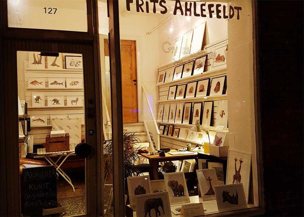 Frits Ahlefeldt Studio